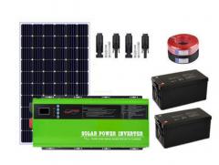 8000W Solar system storage