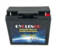 12v 16Ah Lifepo4 battery