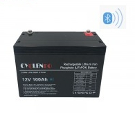 12v 100ah lifepo4 battery with bluetooth