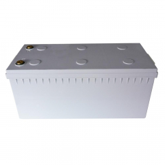 LiFePO4 Battery 25.6V 200Ah