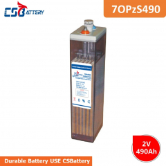 OPzS Tubular Flooded Battery