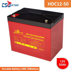 HDC Lead Carbon Battery