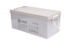 12V200AH SOLAR battery