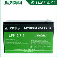 LFP 12V-7.5Ah
