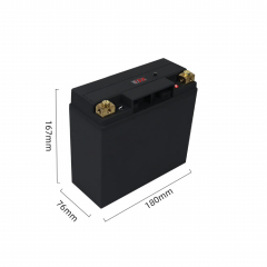 Motorcycle 12v 10ah 35C Rate lifepo4 battery 12v 10ah for Track motorcycle