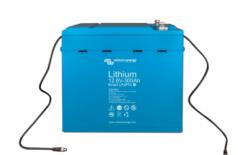 12.8V & 25.6V Smart Lithium Iron Phosphate Batteries