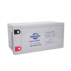 Deep cycle gel battery