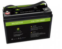 Lifepo4 battery pack 12V 110AH