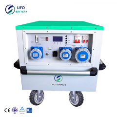 5000KW 230V removable battery power systems with favorable price Rechargeable Li ion Battery | wheels