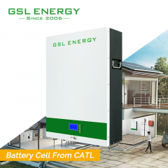 GSL ENERGY 48V 10Kwh Lifepo4 Power Wall