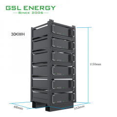 GSL 48V Lithium Ion 5 Kwh Batteries