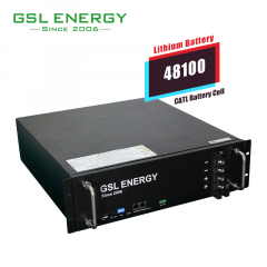 GSL ENERGY 5kwh Lithium Ion Battery