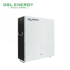 GSL ENERGY 2.4KWH Solar Lithium Pack Battery