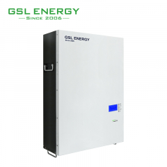 GSL ENERGY 51.8V 15Kwh Lithium Battery Pack