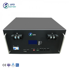 UFO 48V 100ah 5kw LiFePO4 lithium ion battery for Energy Storage System