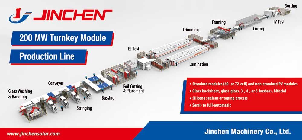 Yingkou Jinchen Machinery Co Ltd Equipamiento