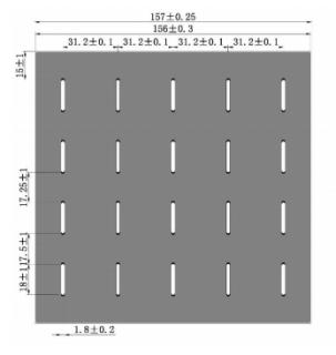MS-5BB157 Poly Solar Cells (half cut)