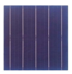 MS-5BB156.75(17.6-19.4) Poly Solar Cells (half cut)