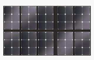 Foldable Solar Panel 200W