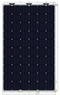 PVBV Mono 255-260W