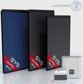 V-SYS Ultra Mono 60C - 300WC PERC