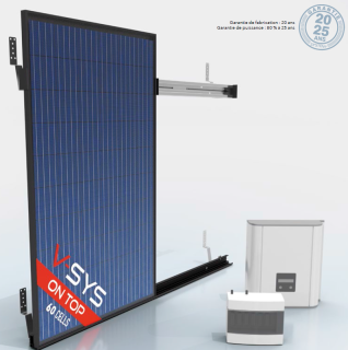 V-SYS On Top Poly 60C - 250WC