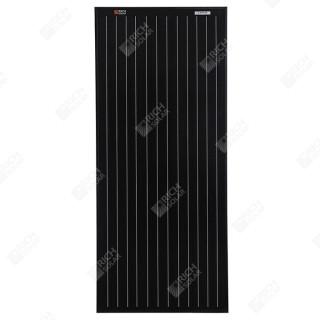 RICH SOLAR 100 Watt 12 Volt Monocrystalline Solar Panel All Black