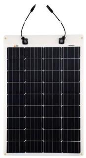 RICH SOLAR 100 Watt 12 Volt Flexible Flexible Solar Panel