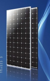 395W-375W Mono Solar Module