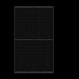 MONO PERC 350W-360W 120HALF-CELLS ALL BLACK ( 166mm)