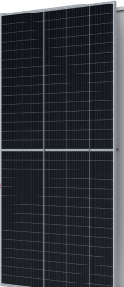 Mono 590W  18X wafer/cell /Half cell