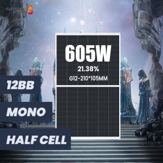 G12 120cells 585w-605w