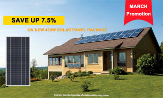 (9BB) 435-455BM-72Half cells solar panel