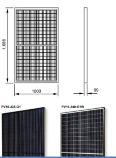 PV16 335/340