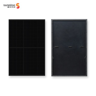 G12 80cells 370w-385w Black