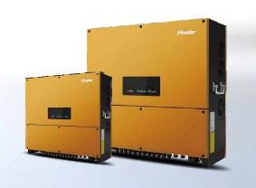 Three Phase On-Grid Solar Inverter BG20-60KTR