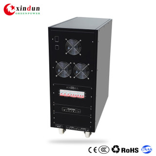 HDSX-T inverter, built-in PWM/MPPT
