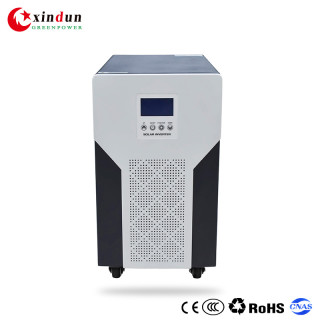 ZRS PV directly input off-grid inverter