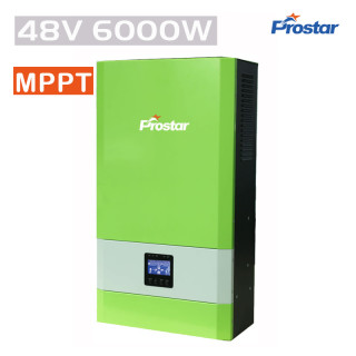 Wall Mounted Solar Inverter(MPPT) PSW 0.5-6K