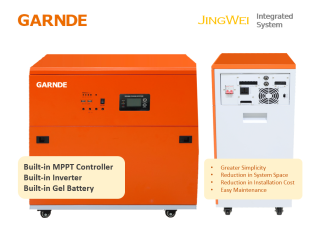 JingWei Integrated System