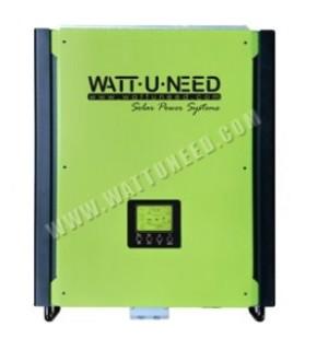 5kW hybrid inverter network injection - Multisolar storage