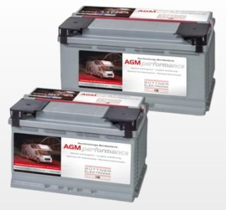 MT-AGM-Batterien