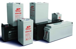 Front Terminal Gel Batteries