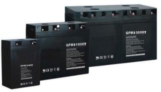 Flat Plate Gel Battery 2V GFMJ-T Series