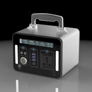 500Wh Portable Lithium Power Station