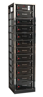 Commercial IP21 (Rack Mounted) (HV BMS Structure)