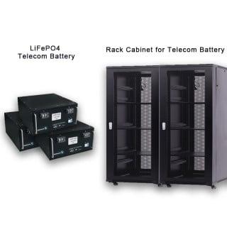 LiFePO4 Battery |Telecom battery |48V 100Ah