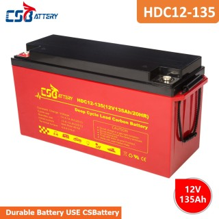 HDC Lead Carbon Battery