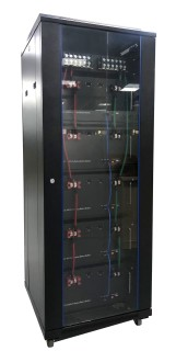 48V50Ah Cabinet Combination