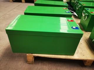 12V250AH Solar battery